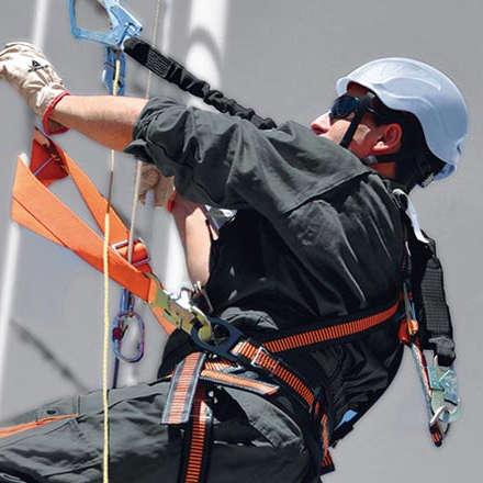Oprema za rad na visini, zaštita od pada
